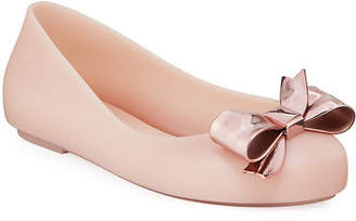 Mini Melissa Space Love II Ballet Flats, Kids
