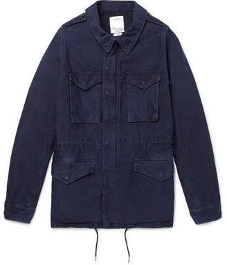 Visvim Unit Cotton Field Jacket