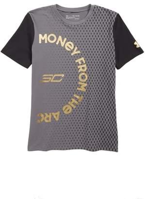 Under Armour Money from the Arc HeatGear(R) T-Shirt