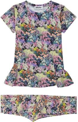 Molo Patterned Pyjama Set