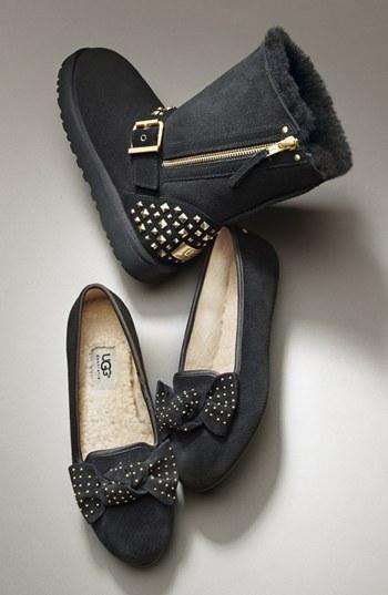 UGG 'Blaise Studs' Boot (Women) (Nordstrom Exclusive)