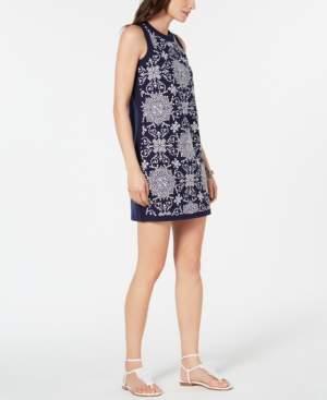 Michael Kors Michael Embellished Tank Dress, Created for Macy's
