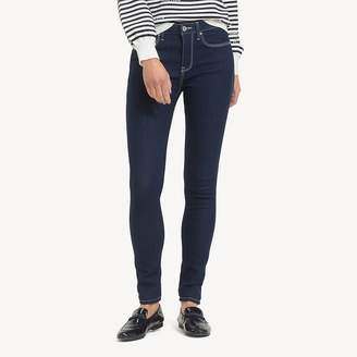 6f16beb7f Tommy Hilfiger Como Skinny Fit Contrast Stitching Jeans