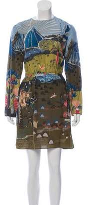 Valentino 2017 Garden of Earthly Delights Dress