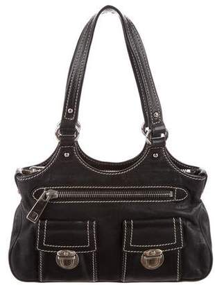 Marc Jacobs Grain Leather Handbag