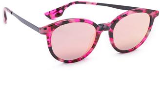 McQ - Alexander McQueen Pantos Sunglasses $159 thestylecure.com