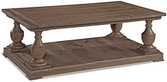 One Kings Lane Edie 2-Shelf Coffee Table - Natural