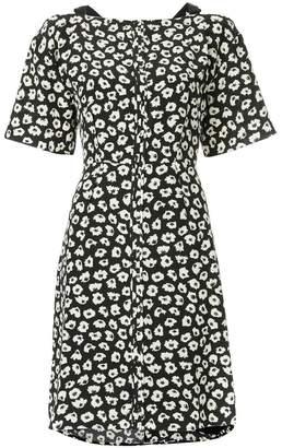 Proenza Schouler short sleeve dress