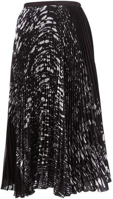 Timo Weiland Black Polyester Skirts