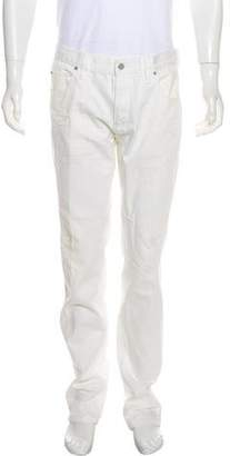Michael Kors Astor Distressed Jeans