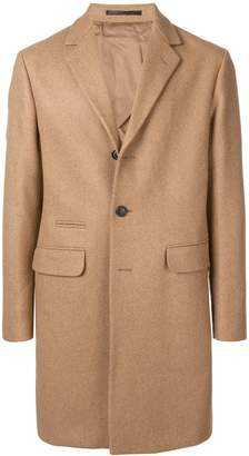 Mauro Grifoni single-breasted fitted coat
