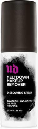 Urban Decay Meltdown Makeup Remover Dissolving Spray $26 thestylecure.com