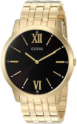 GUESS Men's Stainless Steel Classic Oversized Watch