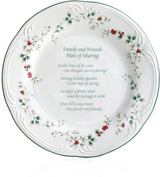 Pfaltzgraff Winterberry Friends & Family Sharing Plate