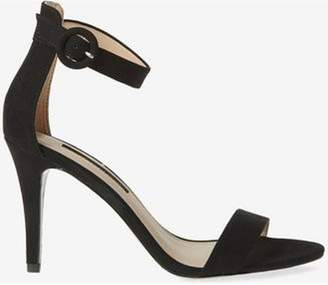 Dorothy Perkins Womens Black 'Bounce' Heeled Sandals