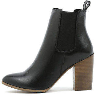New Los Cabos Swank W Black Womens Shoes Dress Boots Ankle