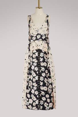 Proenza Schouler Satin maxi dress