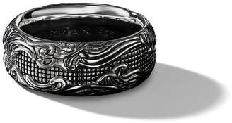 David Yurman Waves band ring