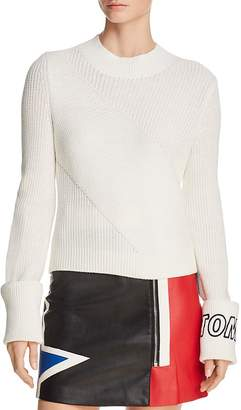 Tommy Jeans Diagonal Stitch Sweater - 100% Exclusive