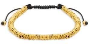 Saks Fifth Avenue Link Up Adjustable Bracelet