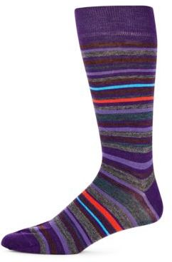 Blended Wool Socks $20 thestylecure.com