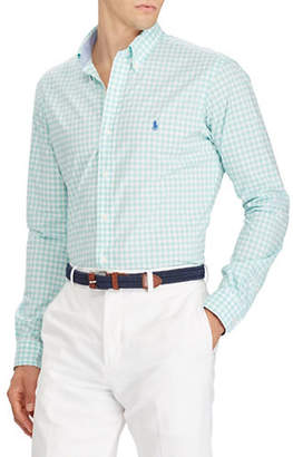 Polo Ralph Lauren Classic-Fit Cotton Sportshirt