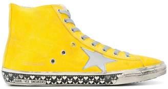 Golden Goose Venice high-top sneakers