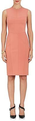 Narciso Rodriguez Women's Stretch-Silk Sleeveless Sheath Dress