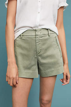 Level 99 Brit High-Rise Trouser Shorts