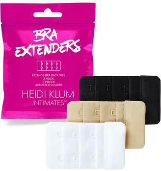 Heidi Klum Intimates Bra Back Extenders - 2 Hook