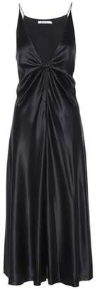 Alexander Wang Silk satin dress