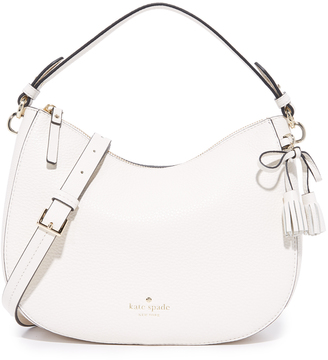 Kate Spade New York Small Aiden Hobo Bag $298 thestylecure.com