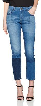 Dorothy Perkins Women's Laser Patch Skinny Jeans,UK (50 EU)