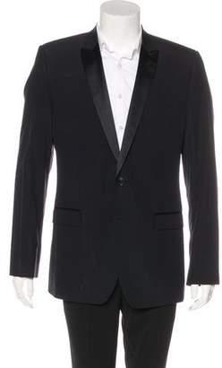 Dolce & Gabbana Satin-Trimmed Blazer