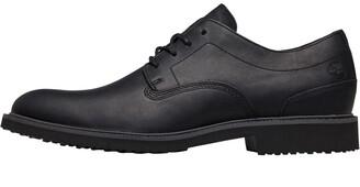 Timberland Mens Brook Park Oxford Shoes Black