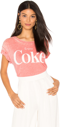 Junk Food Enjoy Coke Tee $52 thestylecure.com