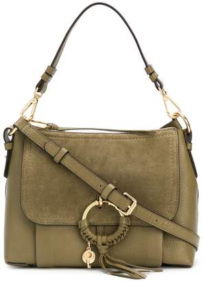 See by Chloe cross body satchel