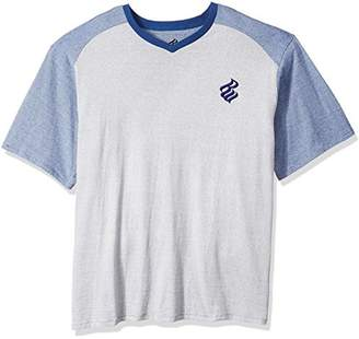 Rocawear Men's Smiley Ss V-Neck