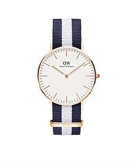 Daniel Wellington Classic Glasgow 36Mm Rose Gold