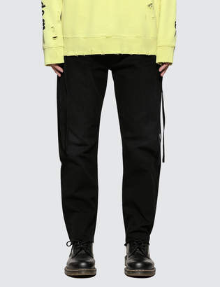 Vyner Articles Denim Pant with Drawstring