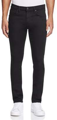 J Brand Tyler Taper Athletic Fit Jeans in Seriously Black