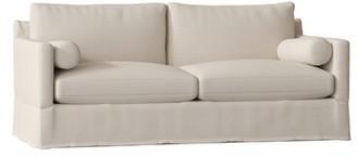 Gabby Hayes Slip Covered Sofa Gabby