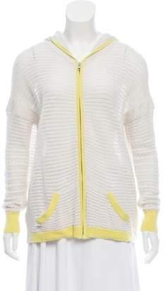 L'Etoile Sport Cashmere Knit Hoodie