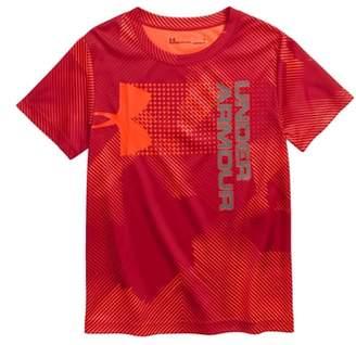 Under Armour Sequence Hybrid HeatGear(R) T-Shirt