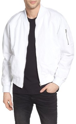 Men's G-Star Raw Attacc Bomber Jacket $300 thestylecure.com