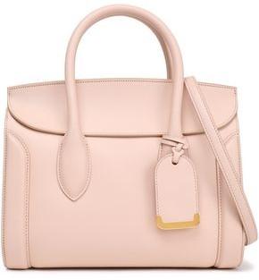 Alexander McQueen Heroine 30 Leather Shoulder Bag