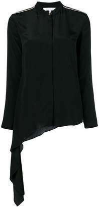 Patrizia Pepe draped shirt