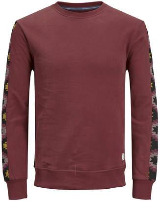 Jack and Jones Originals Crew Neck Sweatshirt