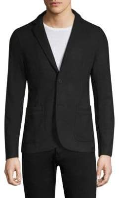 Tomas Maier Felted Wool Blazer