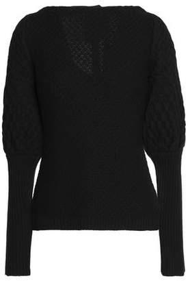 Sachin + Babi Tie-Back Wool Sweater